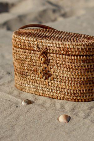 Oblong Handbag