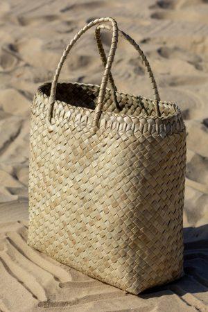 Bayong Buri Handbag (no Lining)