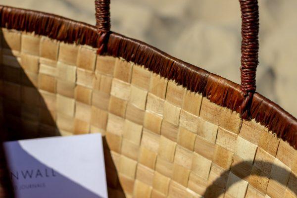 Bayong Brown Handbag
