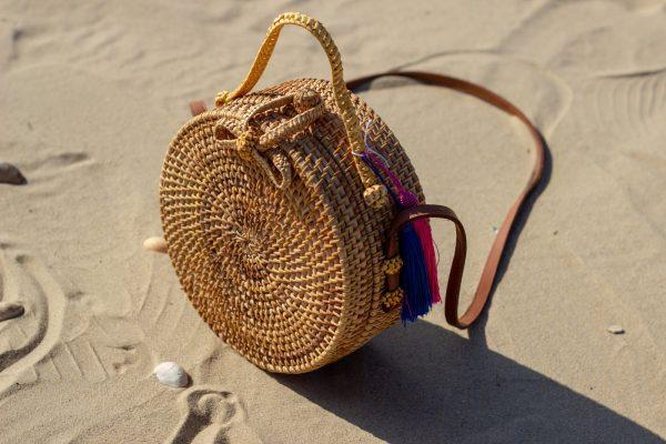 Tassels Handbag