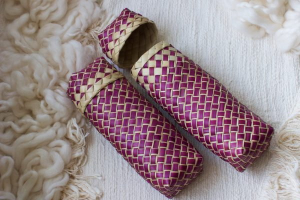 Rose Woven Case