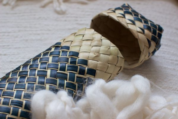 Olive Woven Case
